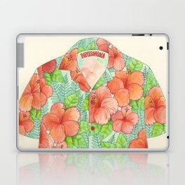 Aloha Shirt Laptop & iPad Skin