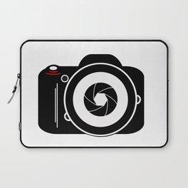 Camera for Photographer Laptop Sleeve