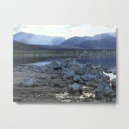 Petrified Springs Mono Lake Metal Print