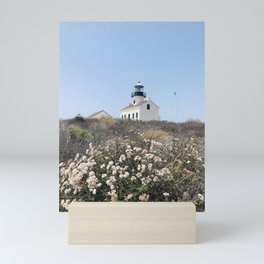 Old Point Loma Lighthouse - III Mini Art Print