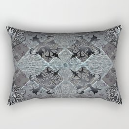 The Knight's House Rectangular Pillow