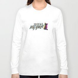 2014 My year!  Long Sleeve T-shirt