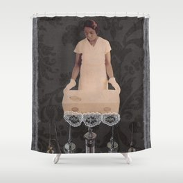5 of Needles Shower Curtain