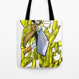 Spooks  Tote Bag