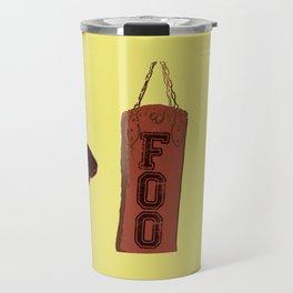 Foo Fighter Travel Mug