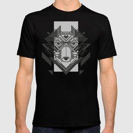 Cyber Wolf 2 T-shirt