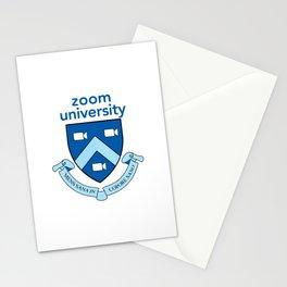Zoom University  Stationery Cards