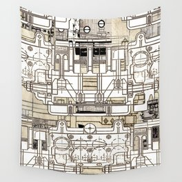 Bells & Whistles 1 Wall Tapestry