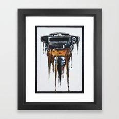 Someone who loves you Framed Art Print