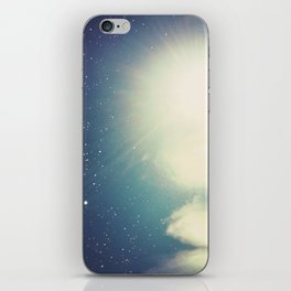 Starry iPhone Skin
