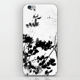 Floral Remains #Society6 #decor #buyart iPhone Skin