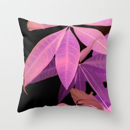 Pachira aquatica #2 #decor #art #society6 Throw Pillow