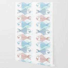 Fish Bones Wallpaper