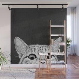 You asleep yet? Wall Mural