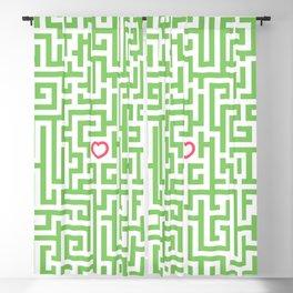A-Maze Blackout Curtain