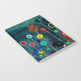 Spring Meadow Notebook