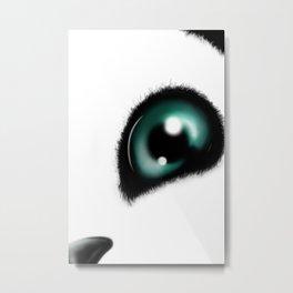 Close Up Metal Print