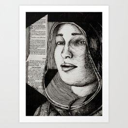 Bianca Davri Art Print