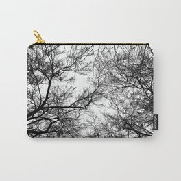 Tree Silhouette Series 7 Carry-All Pouch