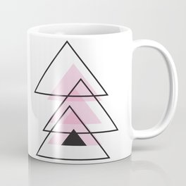 Minimalist Triangle Series 003 Coffee Mug