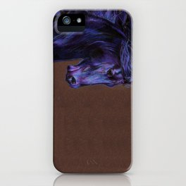 MORGANA iPhone Case