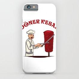 DONER KEBAB BAE slices DONER restaurant iPhone Case