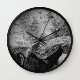Skull - Close Up Profile Wall Clock
