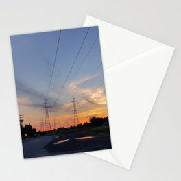 Laval at Dawn - August 1st, 2017 Stationery Cards