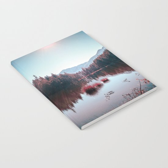 Winter Lake Notebook
