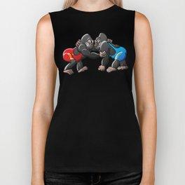 Olympic Wrestling Gorillas Biker Tank