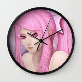 ME!ME!ME! Hana-Chan Wall Clock