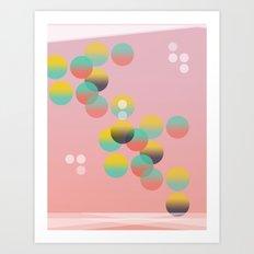 Acid Reign Art Print