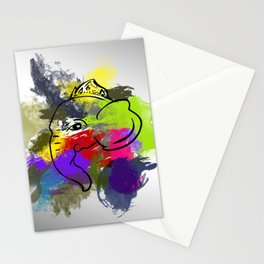 Obstacle Breaker Stationery Cards