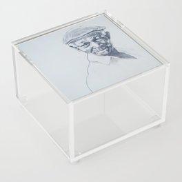 Ibrahim Ferrer de mi corazón Acrylic Box