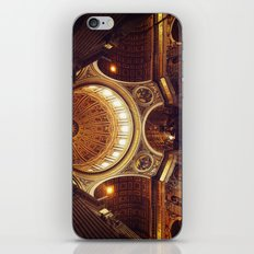 Saint Peter's Basilica  iPhone & iPod Skin
