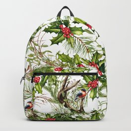 Holly Collage Backpack