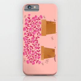 We've Grown So Much Together iPhone Case