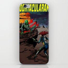Spooktacularama! iPhone Skin