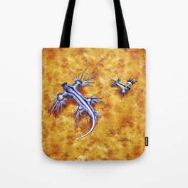 The Glaucus Buddies Tote Bag