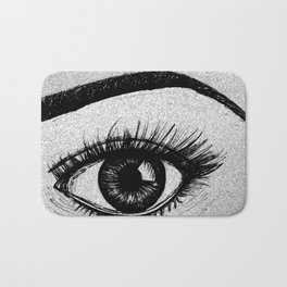 That Eyes Bath Mat