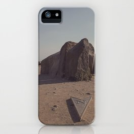 North + South iPhone Case
