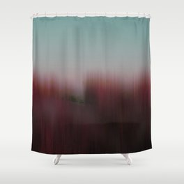 hideout (back to unnatural) Shower Curtain