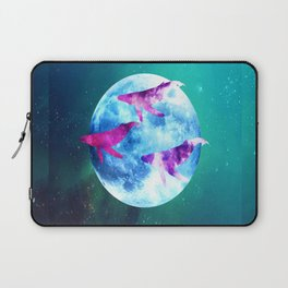 NOCTURNE : ASTRAL WHALES Laptop Sleeve