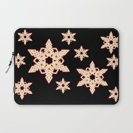 Smoldering Ice Laptop Sleeve