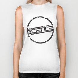 Circle Logo Biker Tank