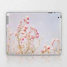 Sweet Pink Magnolias Laptop & iPad Skin
