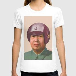 Helmet Mao T-shirt