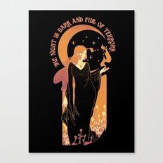Lord of light final Canvas Print