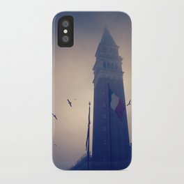 Round and round iPhone Case