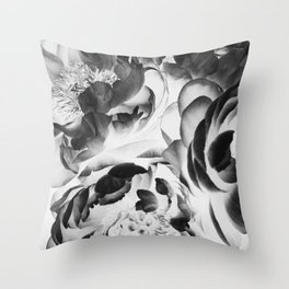 Simplification Throw Pillow